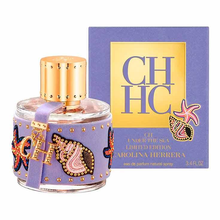 Carolina Herrera Under The Sea Eau De Parfum Edición Limitada 100 ml