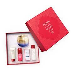 Shiseido Vital Perfection Uplifting And Firming Estuche 5 piezas