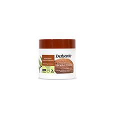 Babaria Mascarilla Capilar Aceite De Coco 400 ml