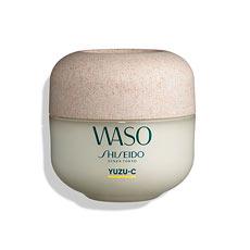 Shiseido Waso Yuzu-C Beauty Mascarilla Hidratante Noche 50 ml