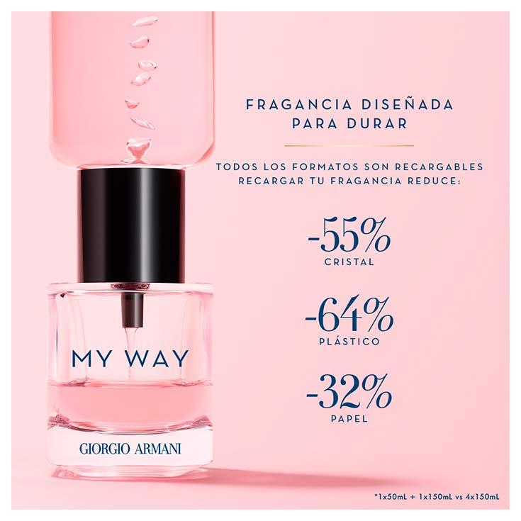 Armani My Way Intense Eau De Parfum