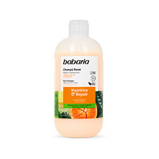 Babaria Nutritive & Repair Reset Champú 500 ml