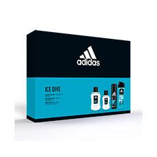 Adidas Ice Dive Cofre 4 piezas