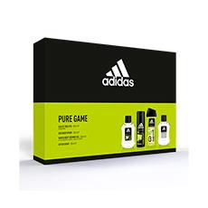 Adidas Pure Game Cofre 4 piezas