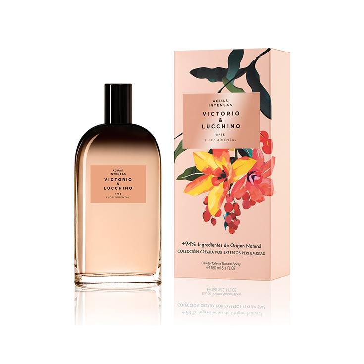 Victorio & Lucchino Agua Nº15 Flor Oriental Eau De Toilette 150 ml