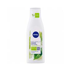 Nivea Naturally Good Gel Limpiador 140 ml