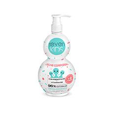 The Seven Kids Leche Corporal Con Prebióticos Y Vitamina B3 400 ml