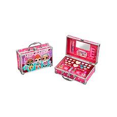 Lorenay LOL Surprise! Estuche Maquillaje Infantil 31 piezas