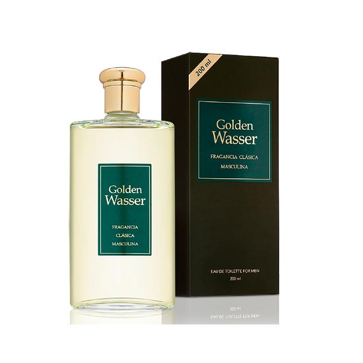 Instituto Español Golden Wasser Eau De Toilette 200 ml