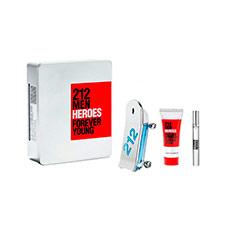 Carolina Herrera 212 Heroes Cofre 3 piezas
