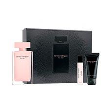 Narciso Rodríguez For Her Eau De Parfum Cofre 3 piezas