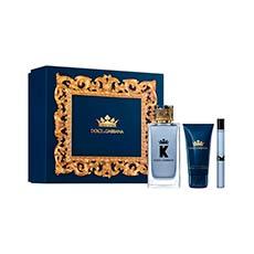 Dolce & Gabbana K by Dolce & Gabbana Cofre 3 piezas