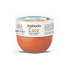 Babaria Body Cream Coco 400 ml