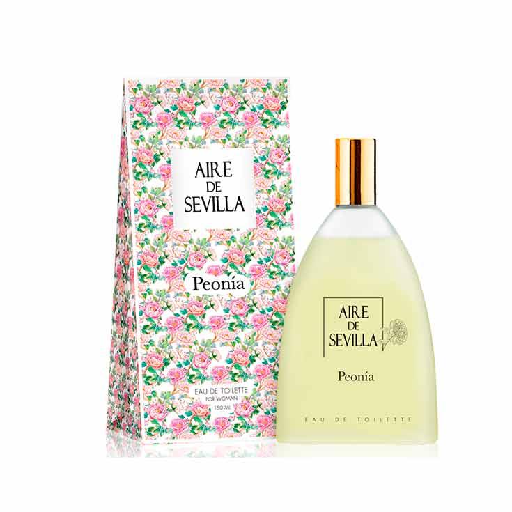 Aire De Sevilla Peonía Eau De Toilette 150 ml