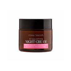 Alma Secret Multi Reparadora Intensiva De Noche Piel Seca Y Madura 50 ml