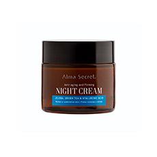 Alma Secret Multi Reparadora Intensiva De Noche Piel Normal Y Mixta 50 ml