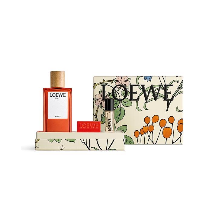 Loewe Solo Atlas Cofre 3 piezas