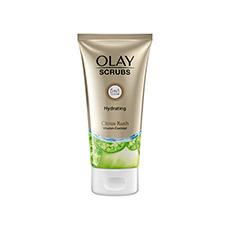 Olay Scrubs Citrus Rush Hidratante Exfoliante 150 ml