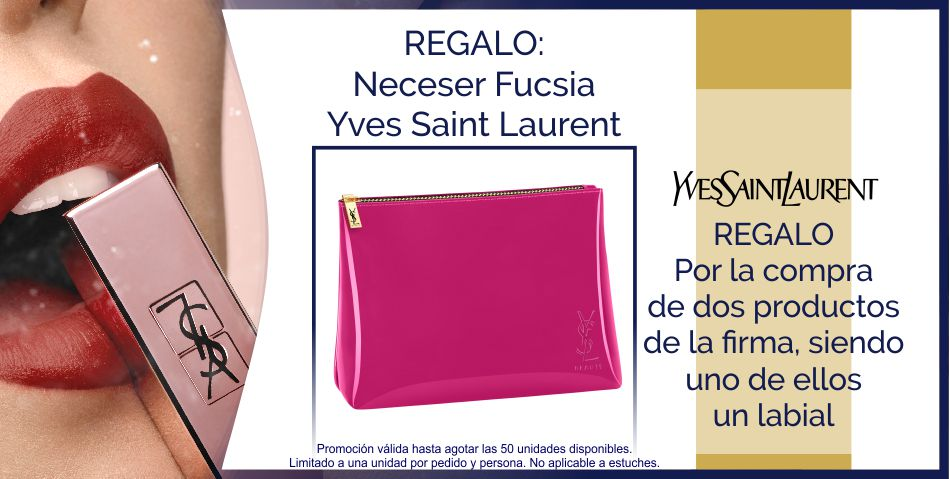 Regalo Yves Saint Laurent