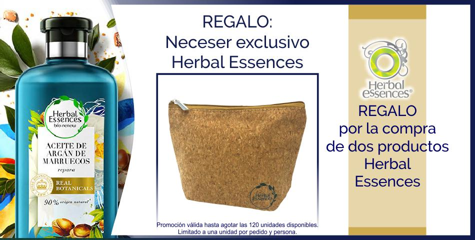 Regalo Herbal Essences