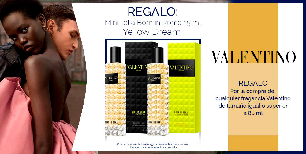 VALENTINO YELLOW DREAM REGALO MINI