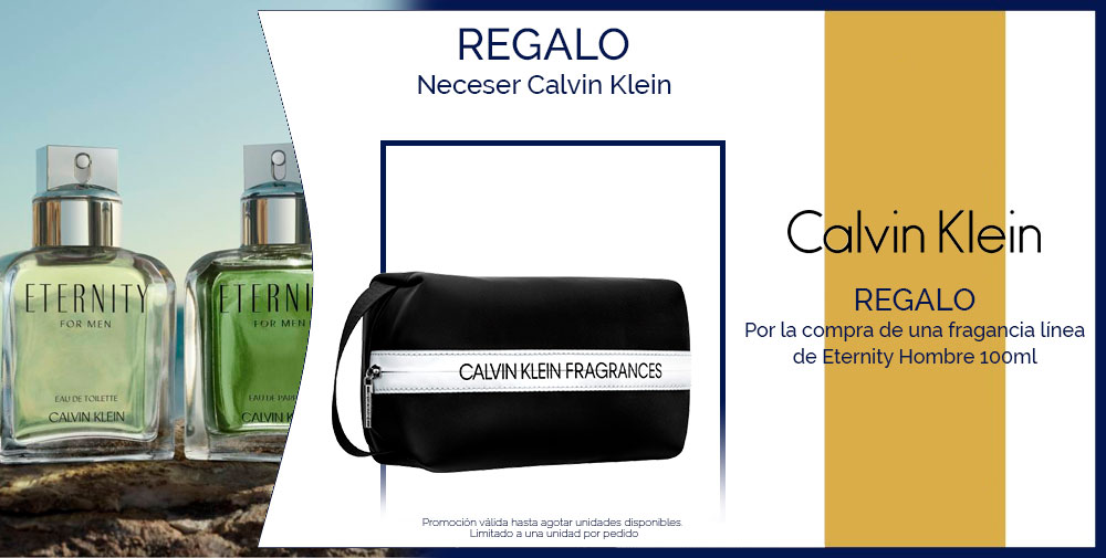 Regalo Calvin Klein Eternity