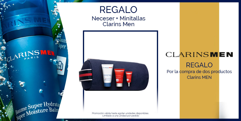 Regalo Clarins Men