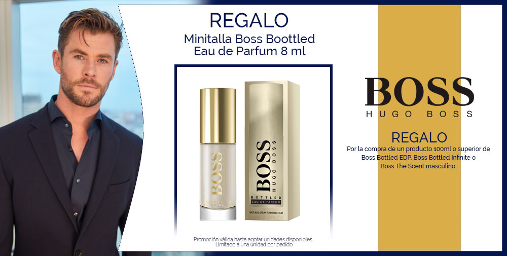 Regalo Hugo Boss Bottled Edp