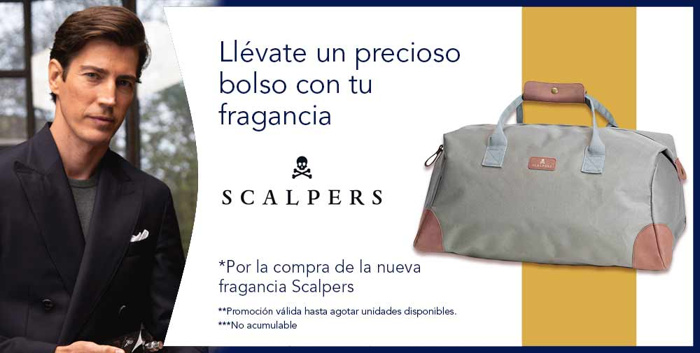 Regalo Bolso Scalpers
