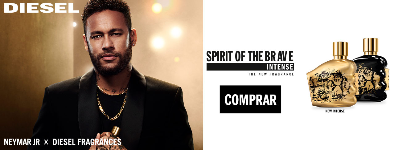 Diesel Spirit of the Brave Neymar Comprar